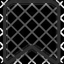 Bookmark Tag Favorite Icon