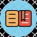 Bookmark Education Learning Icon