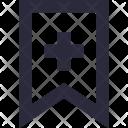 Bookmarking Bookmark Service Icon