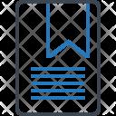 Service Seo Bookmark Icon