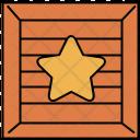 Bookmark Crate Box Icon
