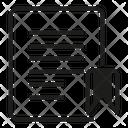 Bookmark Document Icon