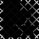 Bookmark Page File Icon