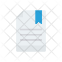 File Mark Page Icon