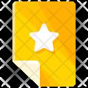Bookmark File Icon
