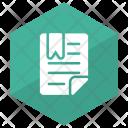 Files Storage Book Icon