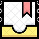 Bookmark File Save File Bookmark Icon