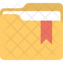 Bookmark Internet Collection Icon