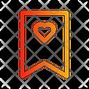 Bookmark like Icon