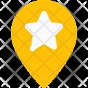 Bookmark Location Favorite Icon