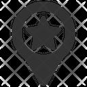 Marker Favorite Location Icon