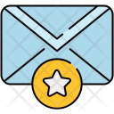 Bookmark Message Mail Icon