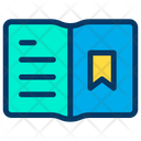 Bookmark Notebook Icon