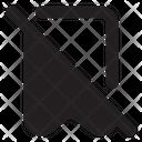 Bookmark Off Icon