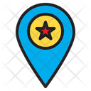 Bookmark Place Icon