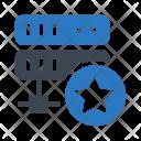 Server Favorite Storage Icon