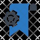 Bookmark Setting Icon