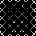 Bookmark Sheet Icon