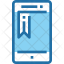 Education Mobile Bookmark Icon