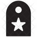 Bookmark Tag Icon