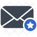 Bookmark Email Mail Icon