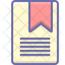Bookmarking Service Seo Icon