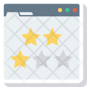 Bookmarking Rate Webpage Icon