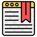 Bookmarking Site Icon