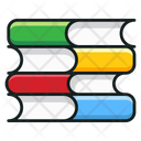 Educational Books Archives Library Icon