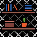 Ibooks Shelf Shelves Icon