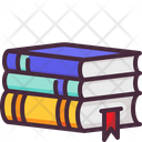 Book Educative Knowledge Icon