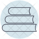 Business Books Library Icon