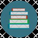 Stack Books Read Icon