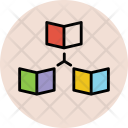 Books Knowledge Sharing Icon