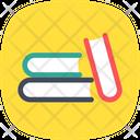 Books Library Encyclopedia Icon