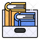 Books Box Icon
