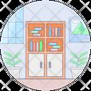 Books Cupboard Icon