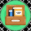 Books Drawer Icon