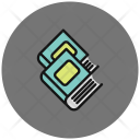 Books Furnishing Notbook Icon
