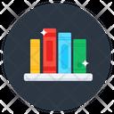 Books Rack Book Writing Curriculum Book Icon