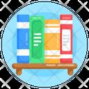 Books Shelf Icon