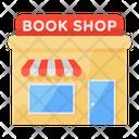 Books Shop Retail Shop Book Store Icon