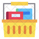 Books Shopping Book Store Icon