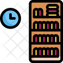 Library Time Icon