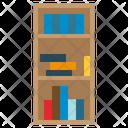 Books Bookshelf Library Icon