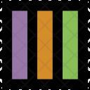 Bookshelf Files Folders Icon