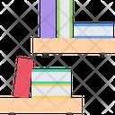 Bookshelves Icon