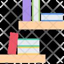 Bookshelves Bookshelf Icon