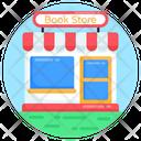 Bookshop Icon