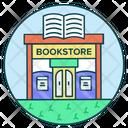 Marketplace Outlet Books Shop Icon
